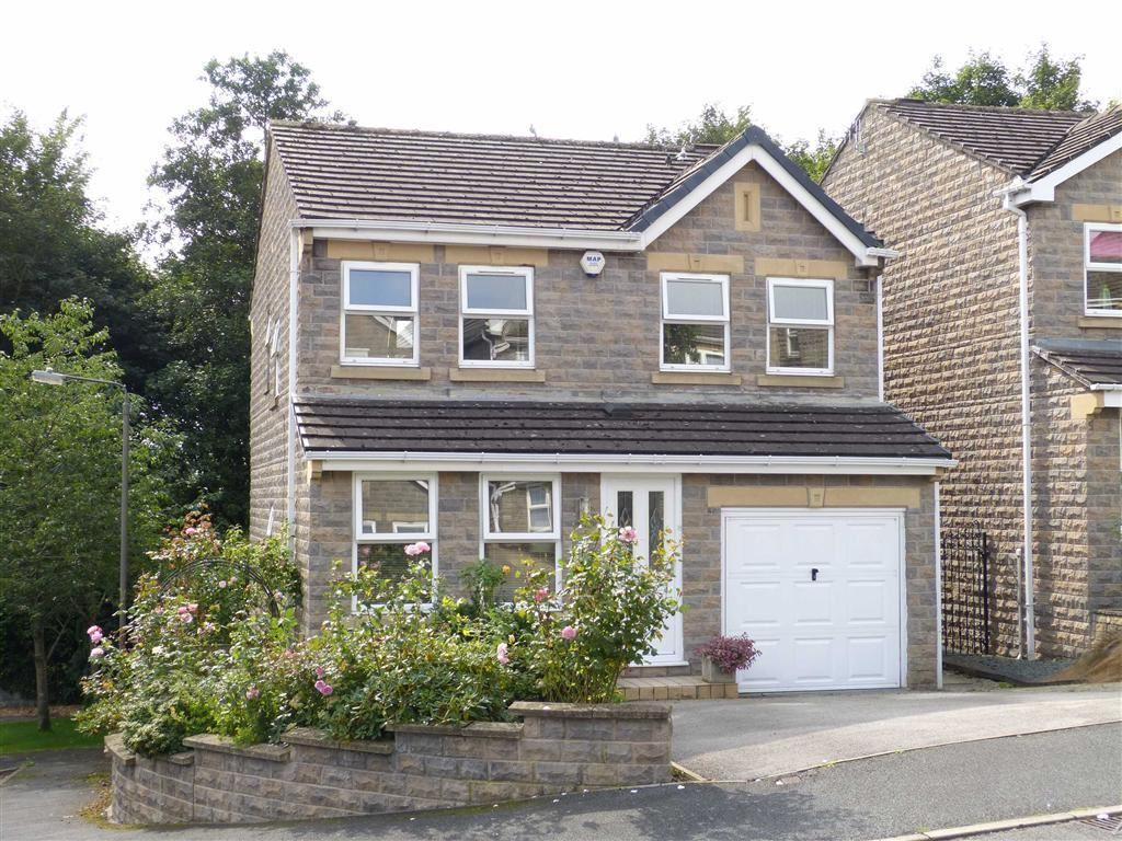 4 Bedrooms Detached House for sale in Tavern Road, Glossop