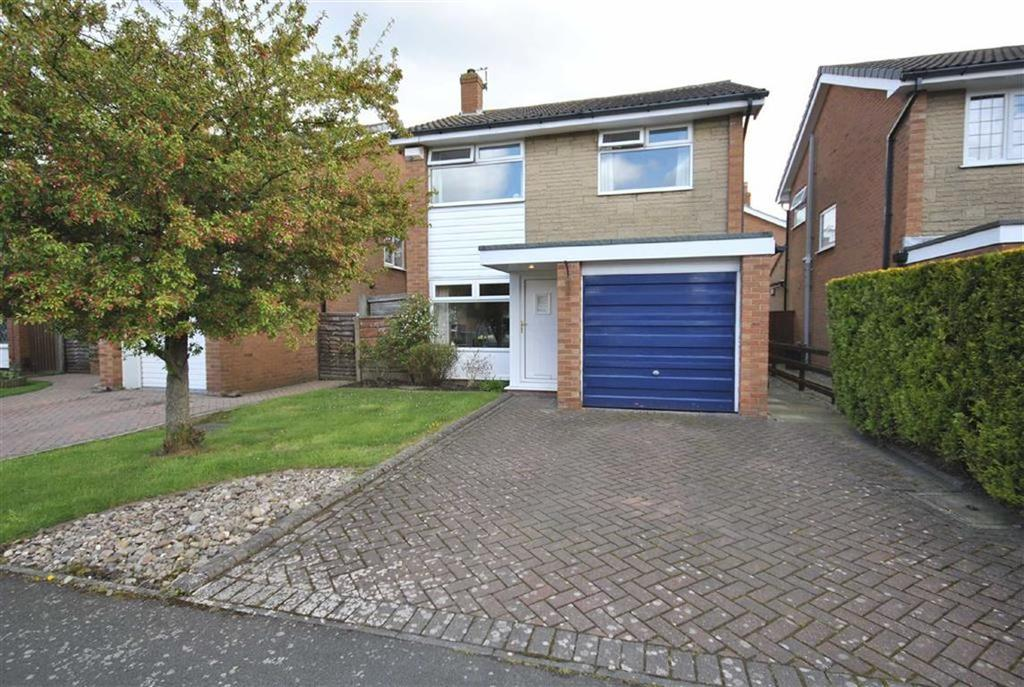 3 Bedrooms Detached House for sale in MALLARD CRESCENT, Poynton, Cheshire