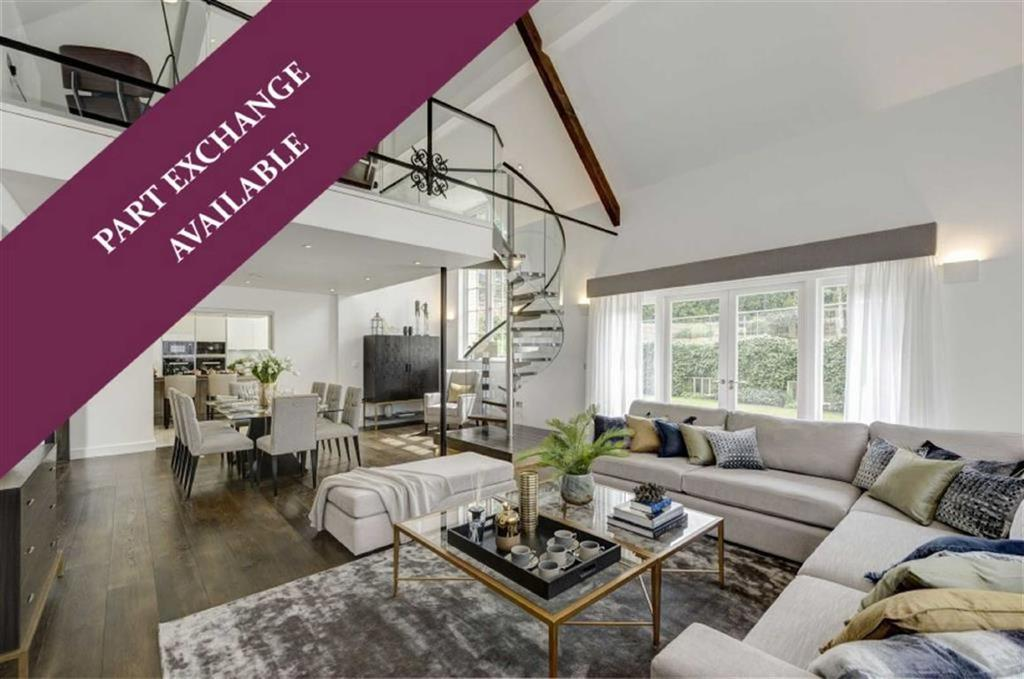 5 Bedrooms Detached House for sale in The Village Green, Mill HIll, London