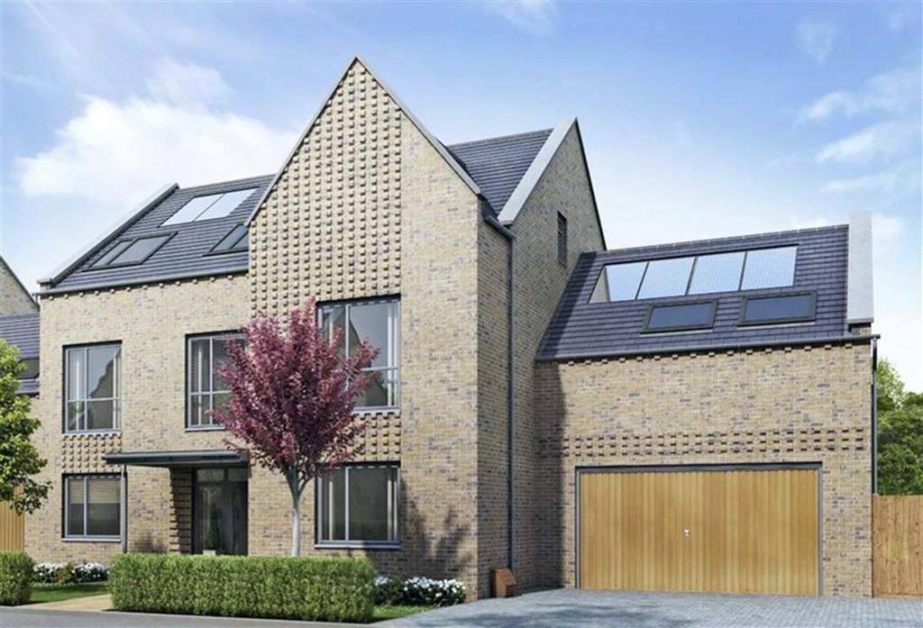 4 Bedrooms Detached House for sale in Oakwell Grange, Well Grove, Whetstone, London