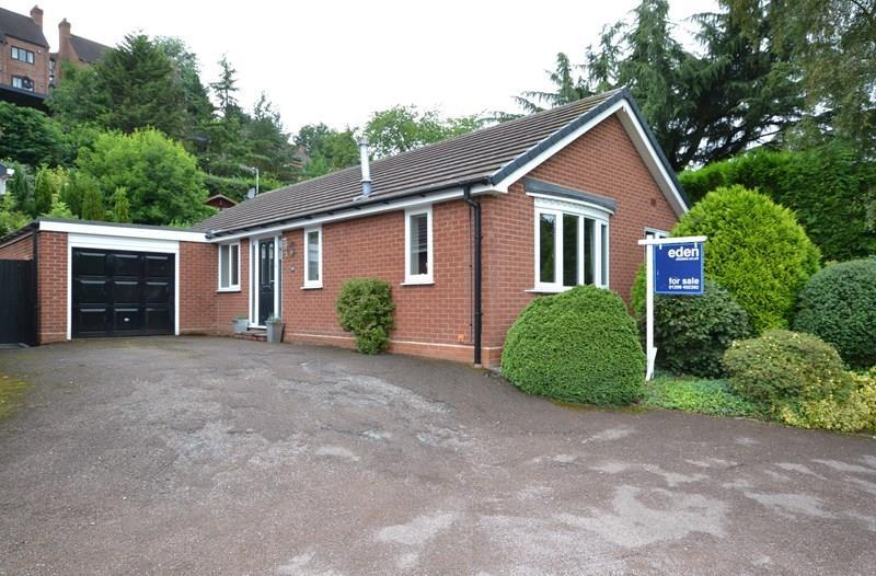 3 Bedrooms Detached Bungalow for sale in Sabrina Drive, Bewdley