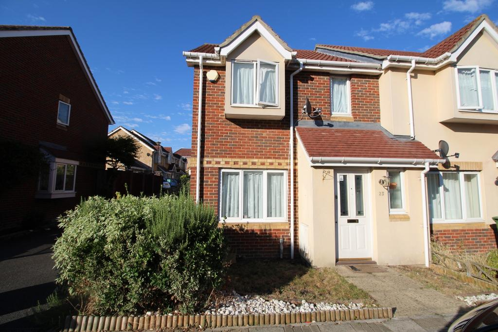 3 Bedrooms End Of Terrace House for sale in Martin Street Thamesmead SE28