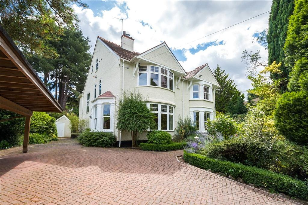 5 Bedrooms Detached House for sale in Cumnor Hill, Oxford, Oxfordshire, OX2