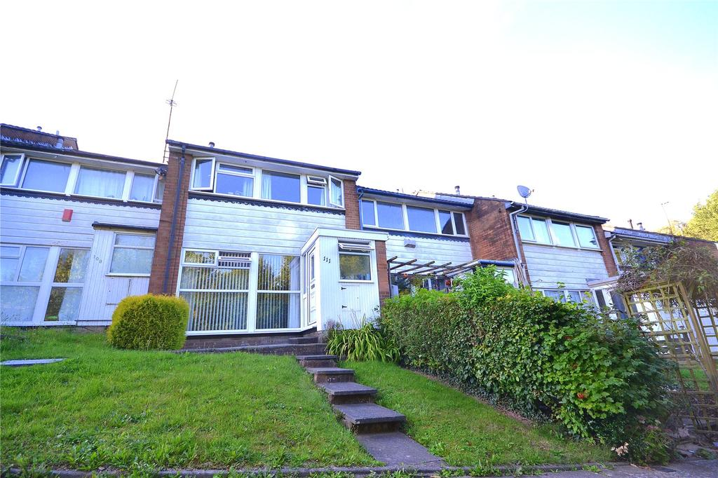3 Bedrooms Terraced House for sale in Hollybush Road, Cyncoed, Cardiff, CF23