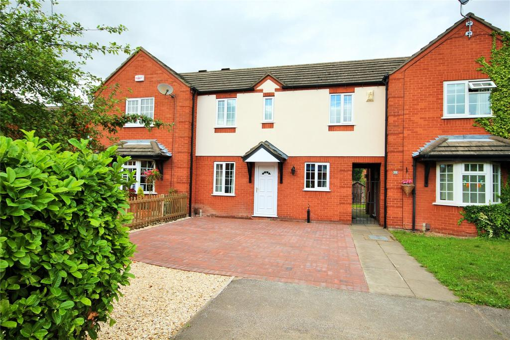 2 Bedrooms Terraced House for sale in Peel Street, Lincoln, LN5