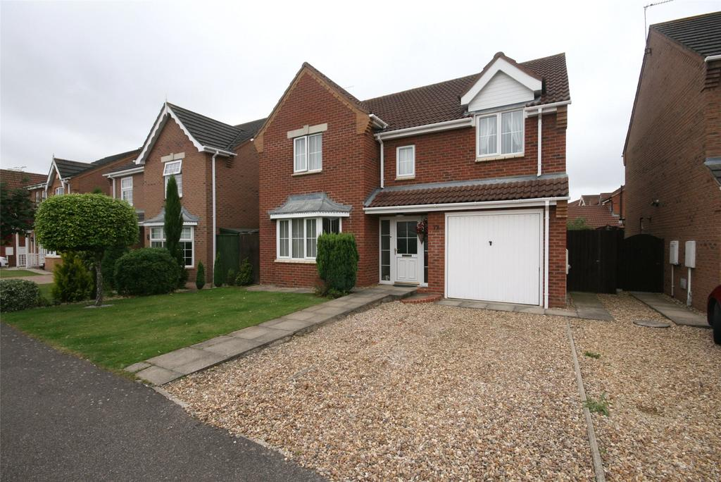 5 Bedrooms Detached House for sale in Rider Gardens, Fishtoft, PE21