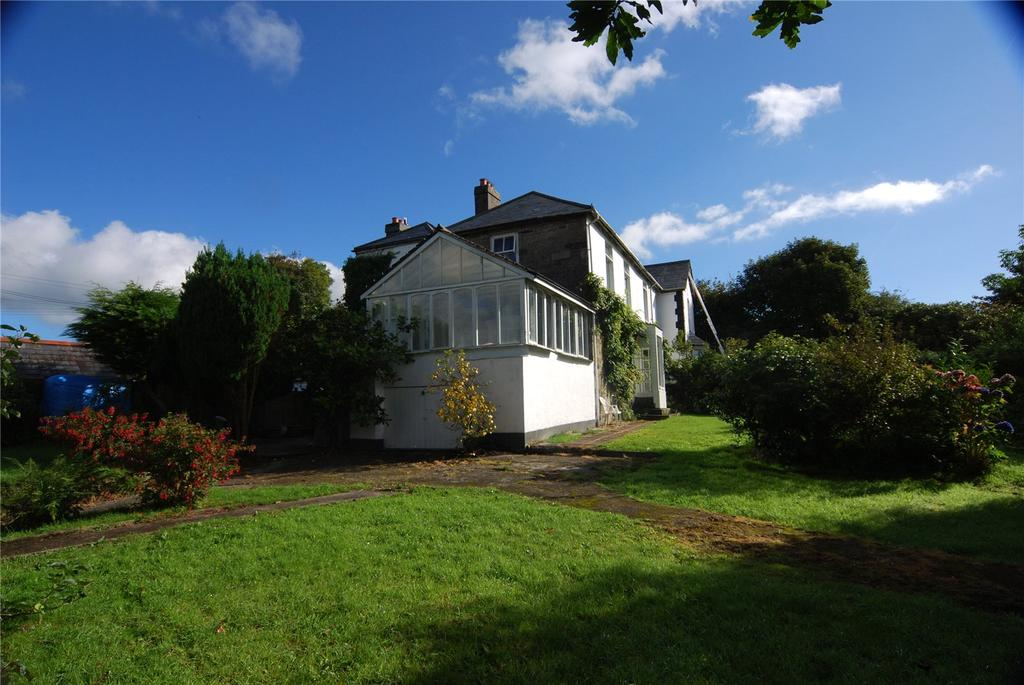 4 Bedrooms House for sale in Congdons Shop, Launceston, Cornwall