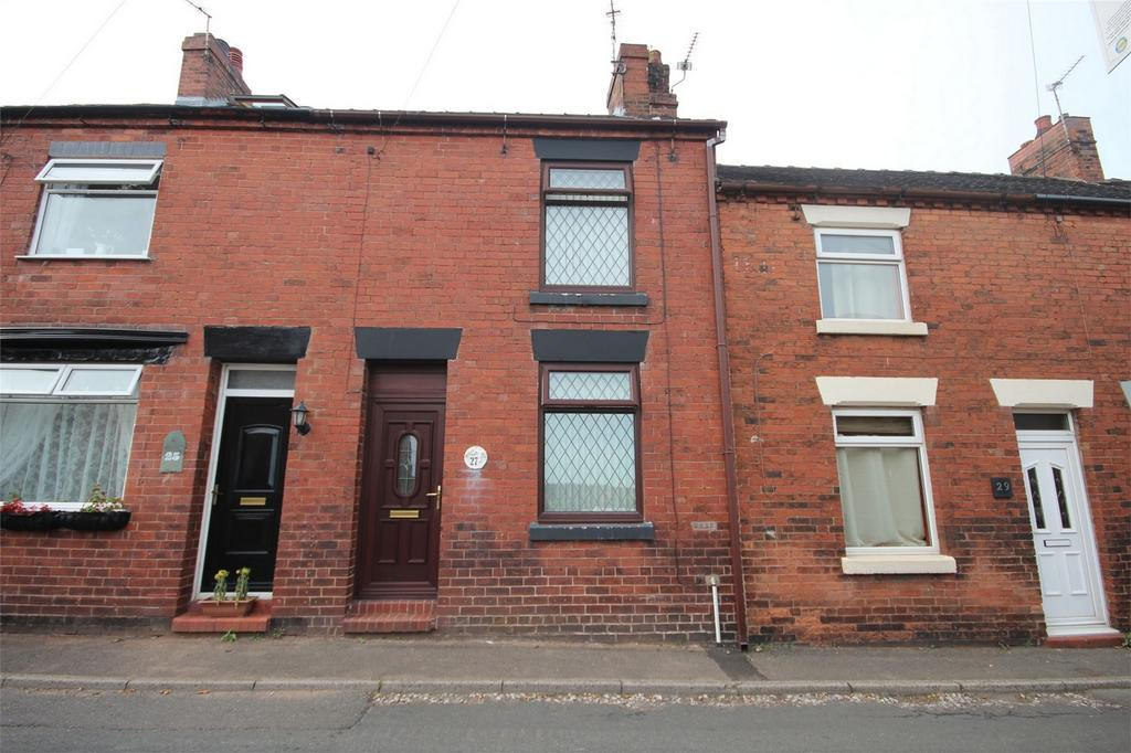 2 Bedrooms Terraced House for sale in Prince George Street, Cheadle, Staffordshire
