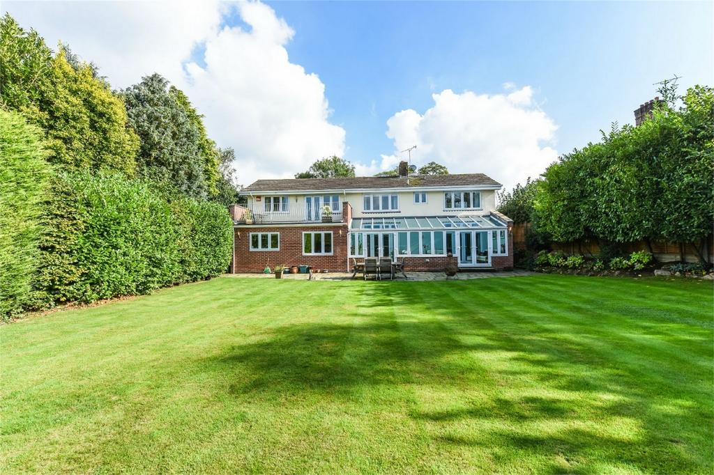 6 Bedrooms Detached House for sale in Ramshill, PETERSFIELD, Hampshire