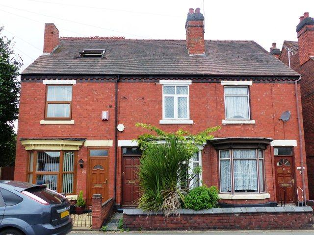 2 Bedrooms Terraced House for sale in Coppice Lane,Cheslyn Hay,Staffordshire