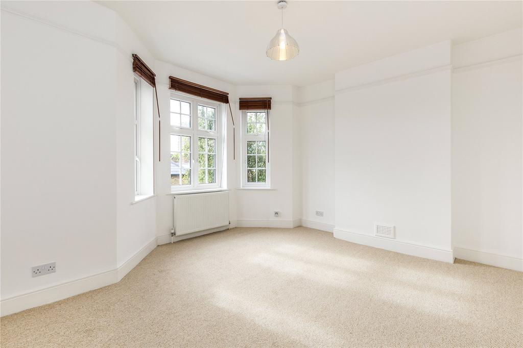 3 Bedrooms Flat for sale in Peterborough Villas, Fulham, London