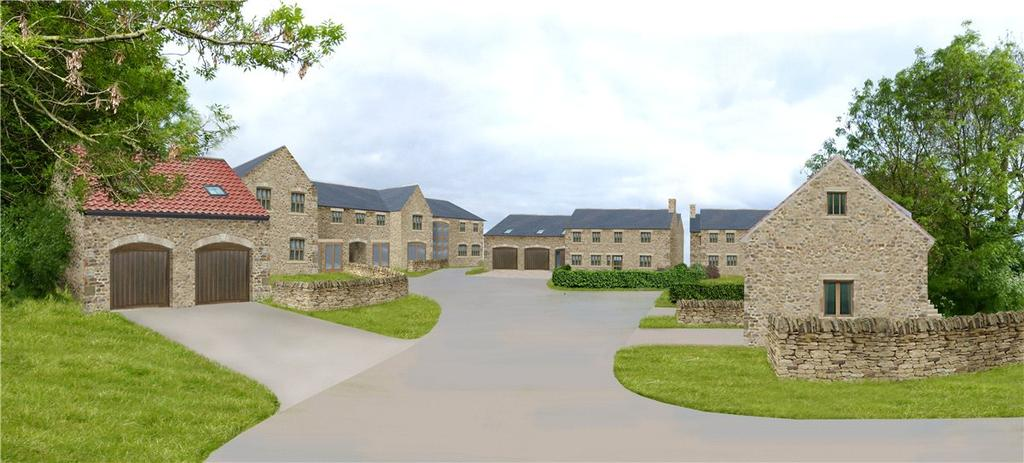 Plot Commercial for sale in Adelphi House, Hunton, Near Bedale, North Yorkshire, DL8