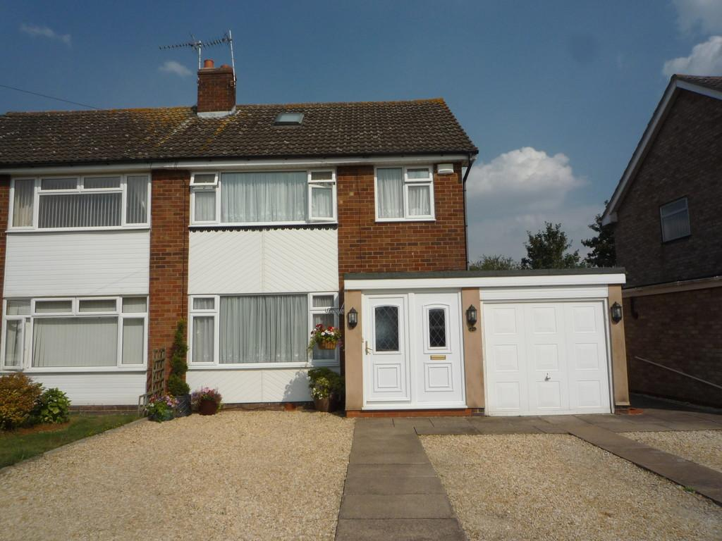 4 Bedrooms Semi Detached House for sale in Manor Farm Road, Tredington, Shipston-On-Stour