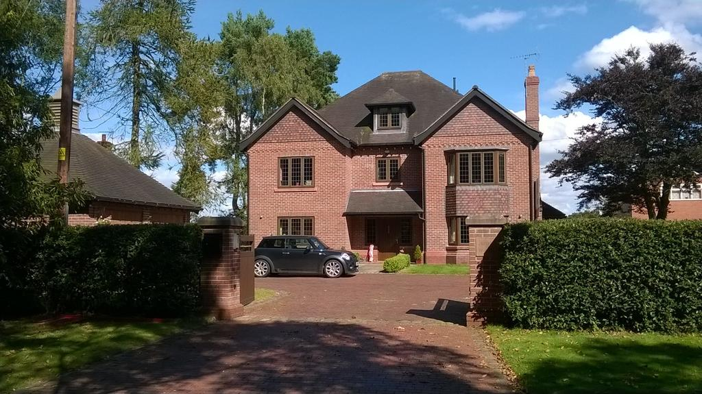 5 Bedrooms Detached House for sale in Blackfirs Lane, Congleton