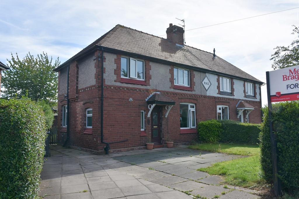 3 Bedrooms Semi Detached House for sale in Forster Avenue, Weaverham