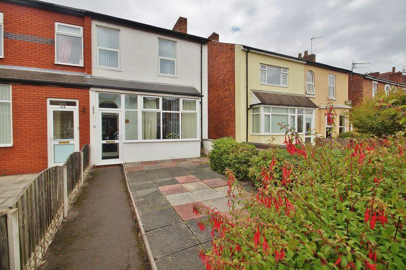 2 Bedrooms Semi Detached House for sale in Cemetery Road, Southport