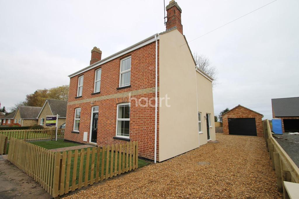 4 Bedrooms Detached House for sale in St Pauls Road North, Walton Highway