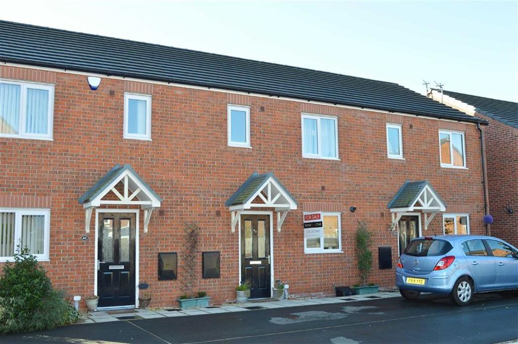 3 Bedrooms Terraced House for sale in Magazine Road, CH62