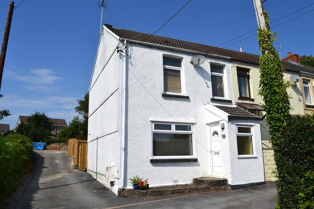 3 Bedrooms End Of Terrace House for sale in Fairwood Road, Dunvant, Swansea