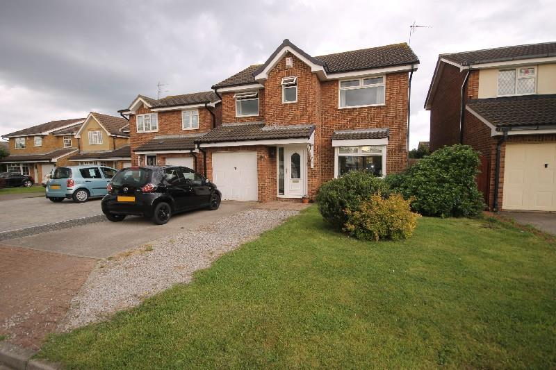 4 Bedrooms Detached House for sale in Courageous Close, Hartlepool