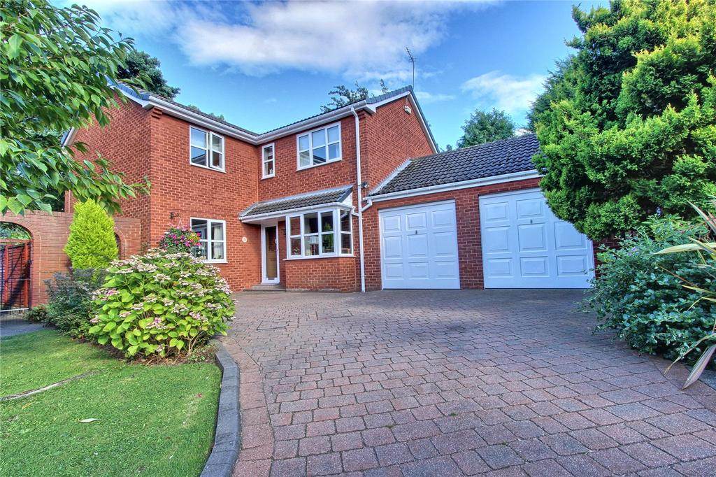 4 Bedrooms Detached House for sale in Bridge Court, Normanby