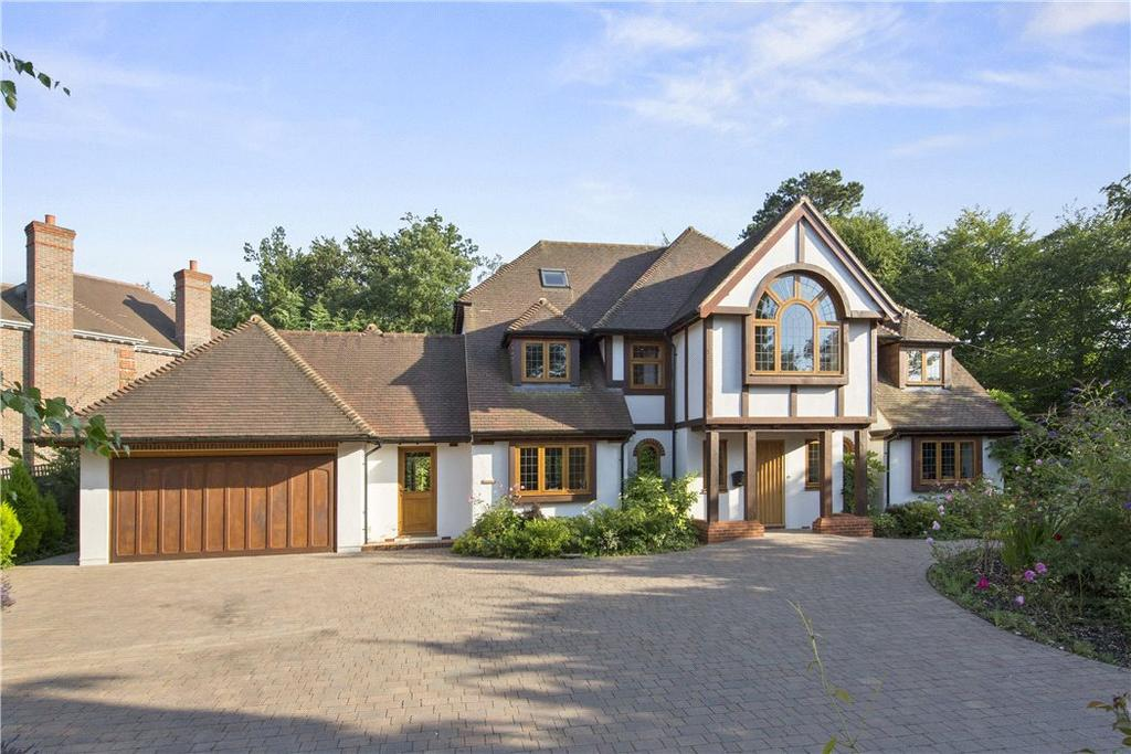 5 Bedrooms Detached House for sale in Headley Road, Leatherhead, Surrey, KT22
