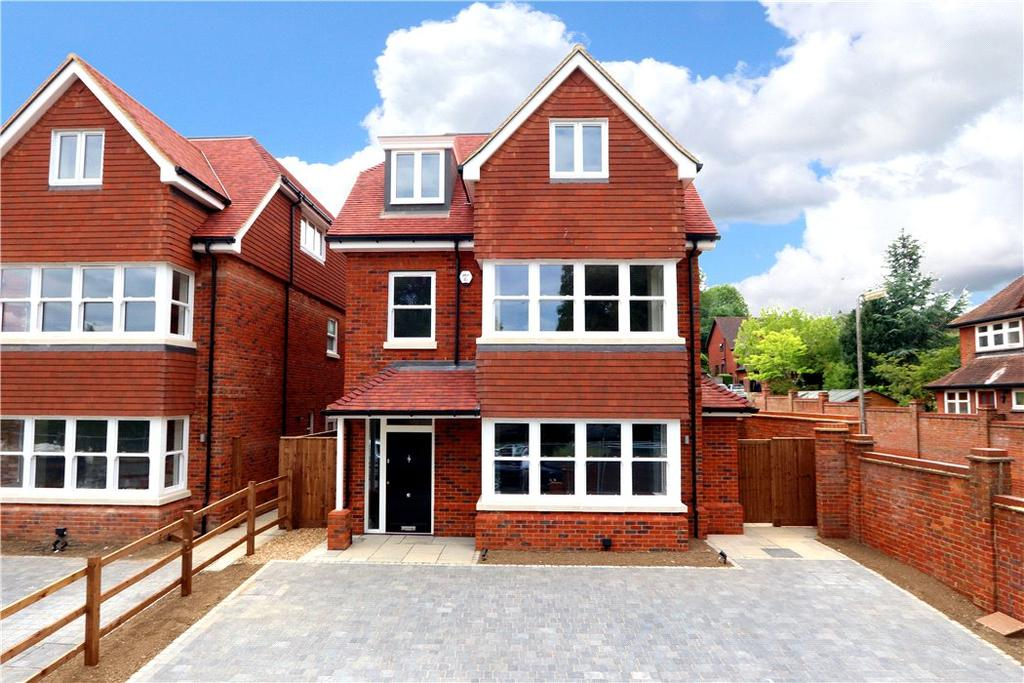 5 Bedrooms Detached House for sale in Plot 3, Shrublands Road, Berkhamsted, Hertfordshire, HP4