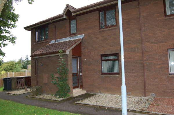2 Bedrooms Villa House for sale in 61 Woodmill, Kilwinning, KA13 7PT