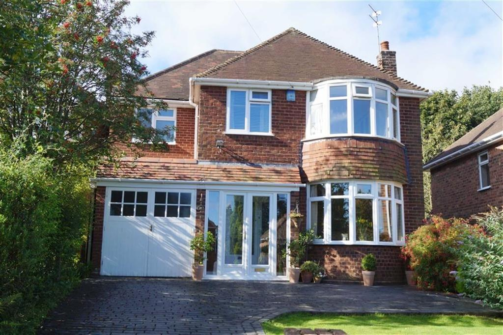 4 Bedrooms Detached House for sale in Peterdale Drive, Penn, Wolverhampton