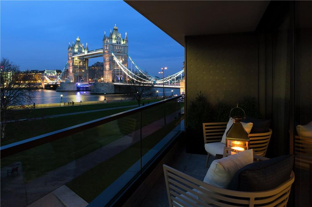 3 Bedrooms Flat for sale in One Tower Bridge, London, SE1