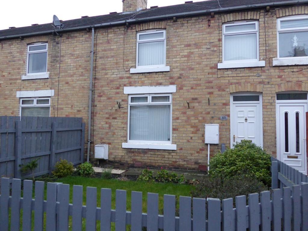 2 Bedrooms Terraced House for sale in Portia Street, Ashington
