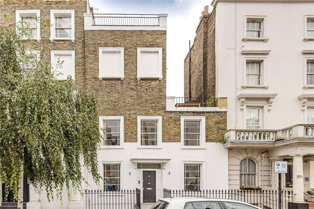 2 Bedrooms Terraced House for sale in Sutherland Street, Pimlico, London