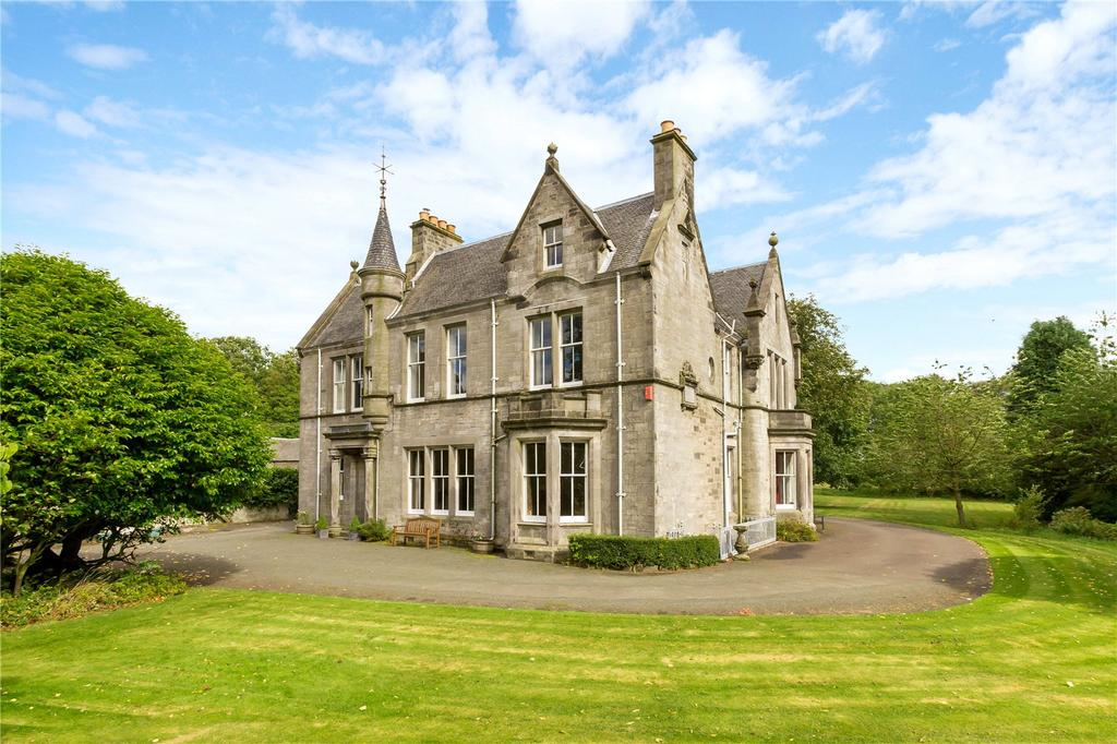 9 Bedrooms Detached House for sale in Colton House, By Wellwood, Dunfermline, Fife, KY12