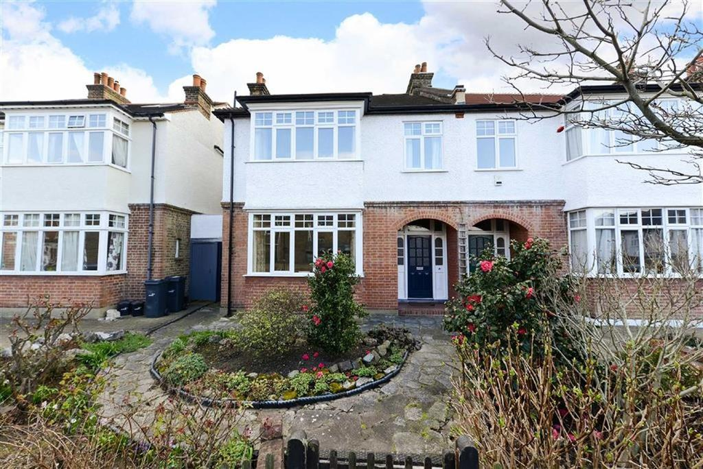 4 Bedrooms Semi Detached House for sale in Eastmearn Road, London