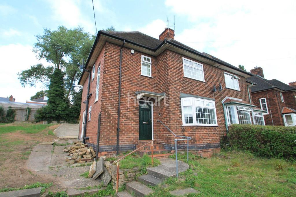 3 Bedrooms Semi Detached House for sale in Henley Rise, Sherwood, Nottingham