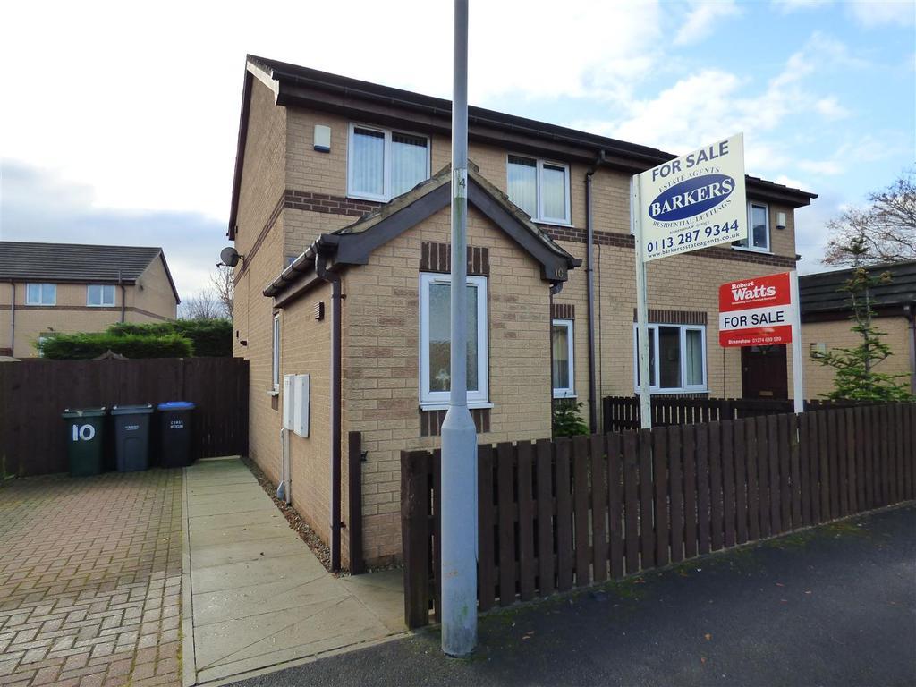 3 Bedrooms Semi Detached House for sale in Bierley House Avenue, Bierley, Bradford, BD4 6JP