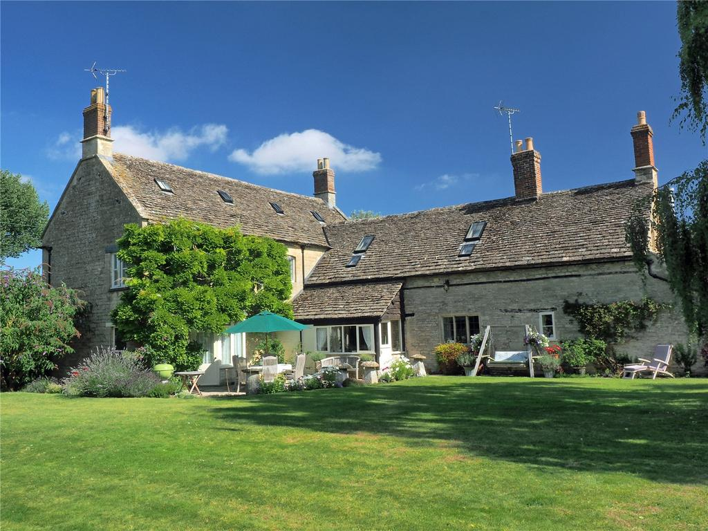 6 Bedrooms Detached House for sale in The Street, Castle Eaton, Wiltshire, SN6
