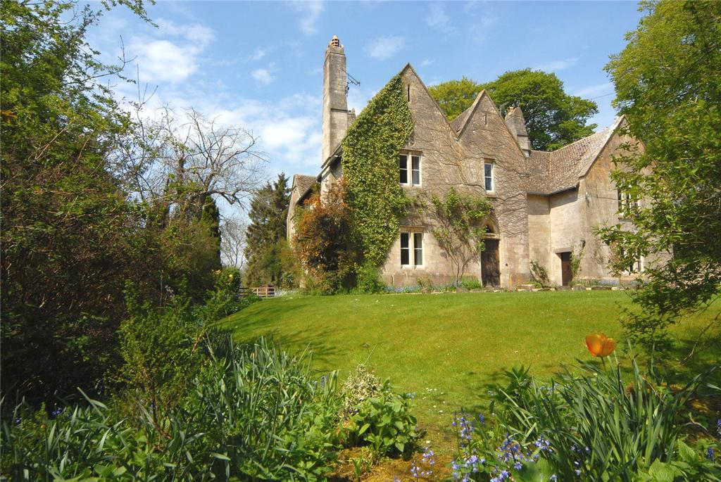4 Bedrooms Semi Detached House for sale in Bussage, Stroud, Gloucestershire, GL6