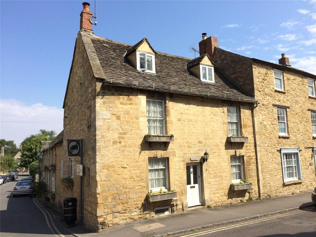 5 Bedrooms Semi Detached House for sale in Witney Street, Burford, Oxfordshire, OX18