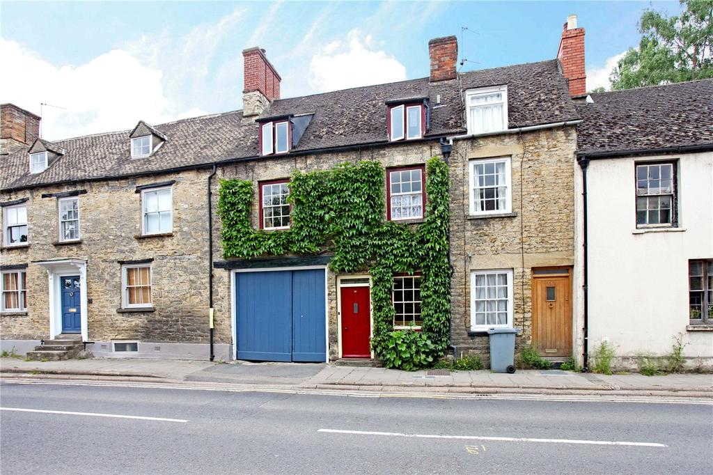 3 Bedrooms Terraced House for sale in West End, Witney, Oxfordshire, OX28