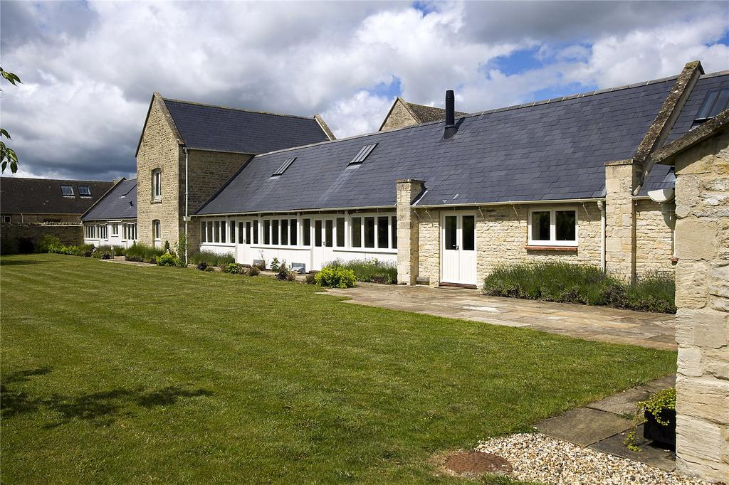 5 Bedrooms Barn Conversion Character Property for sale in Aldsworth, Gloucestershire, GL54