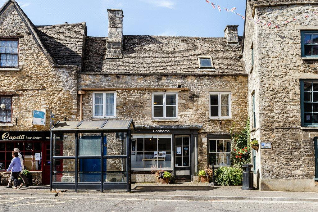 2 Bedrooms House for sale in Long Street, Tetbury, Gloucestershire, GL8