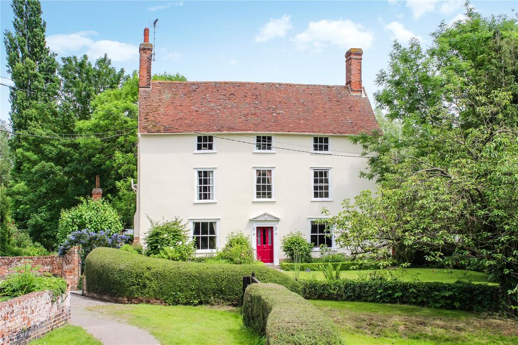 6 Bedrooms Detached House for sale in Layham, Nr Hadleigh, Suffolk, IP7