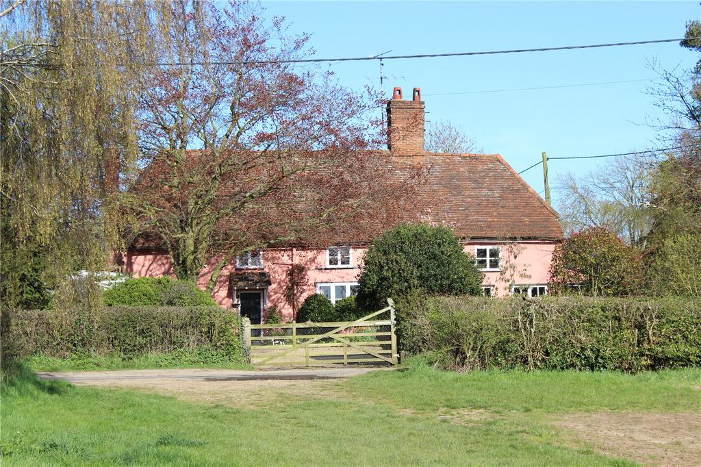 4 Bedrooms Detached House for sale in Hasketon, Nr Woodbridge, Suffolk, IP13