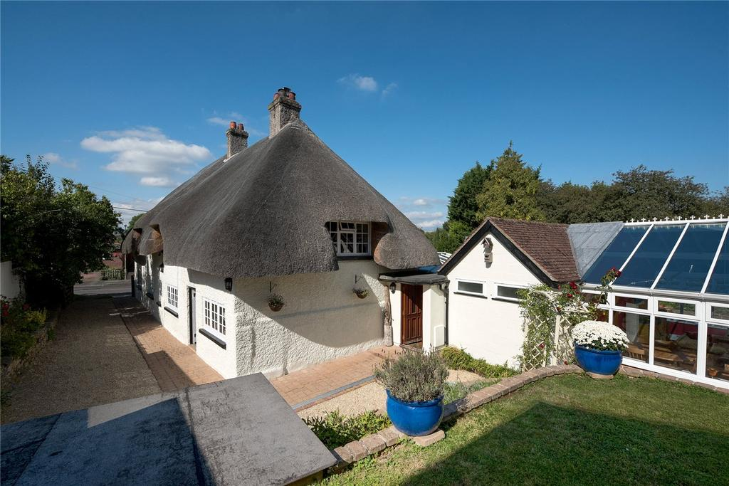 4 Bedrooms Cottage House for sale in Broughton, Hampshire, SO20