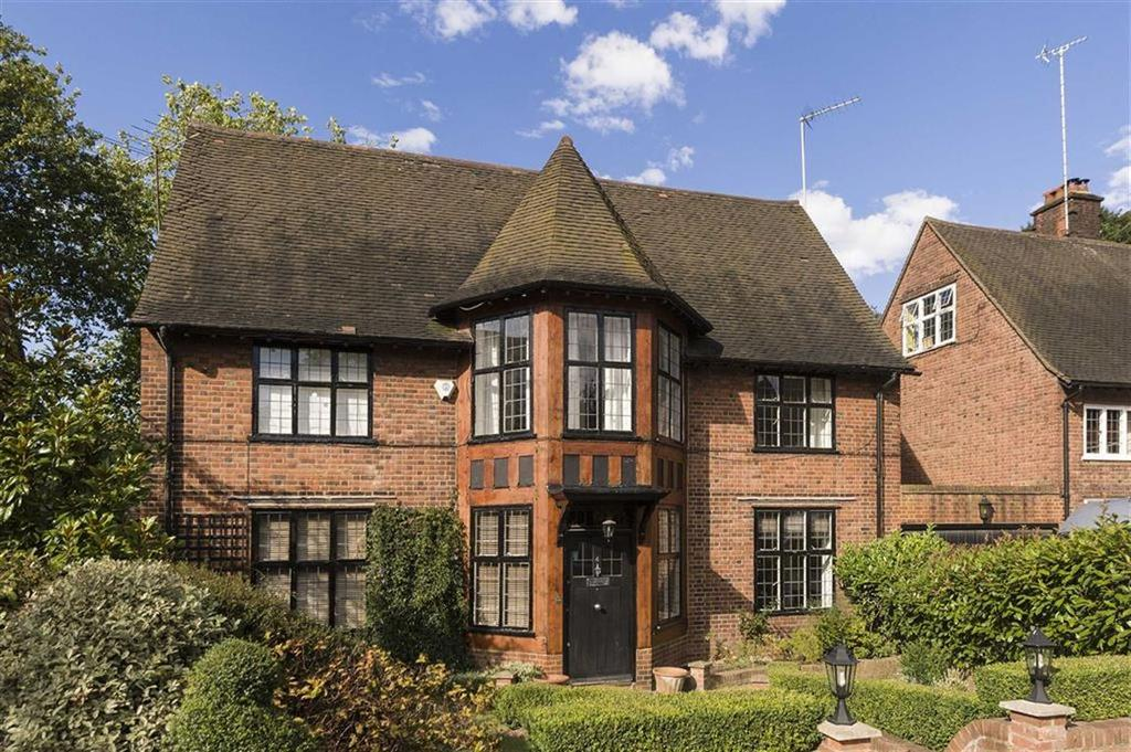 6 Bedrooms House for sale in Turners Wood, Hampstead Garden Suburb, London, NW11
