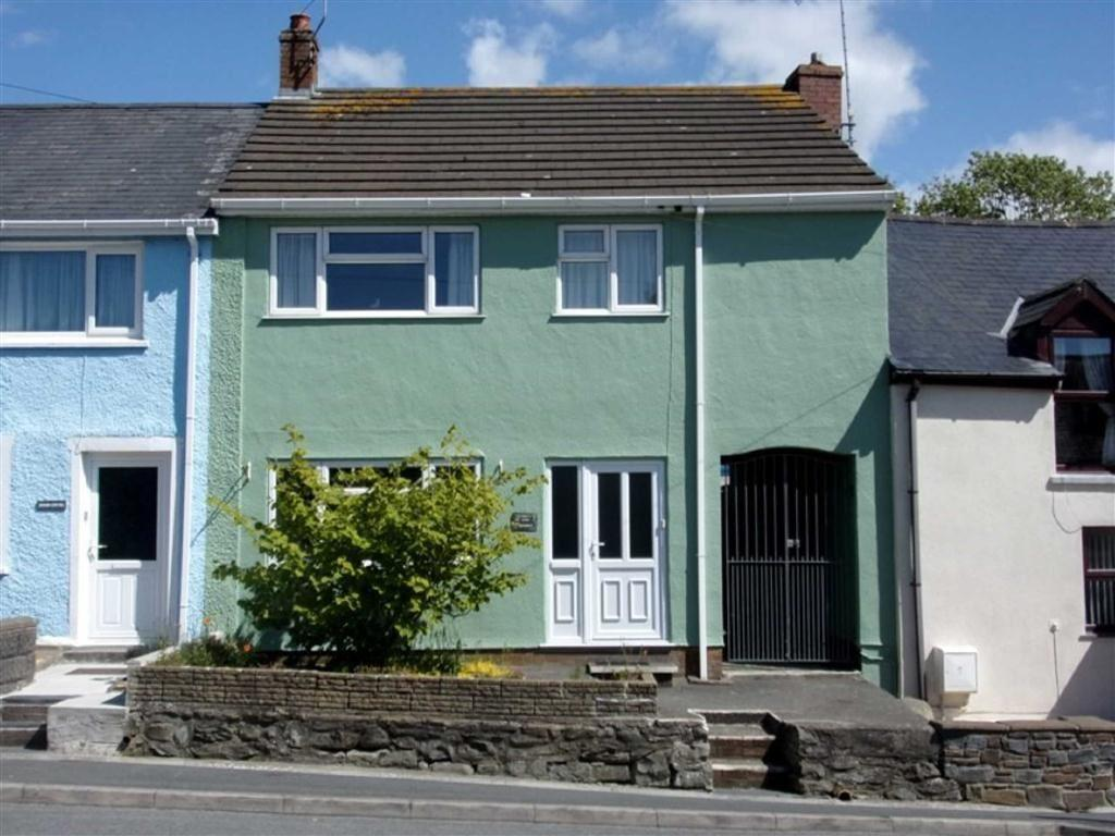 3 Bedrooms Terraced House for sale in Troshle, 27, Nantyfallen, Bow Street, Aberystwyth, SY24