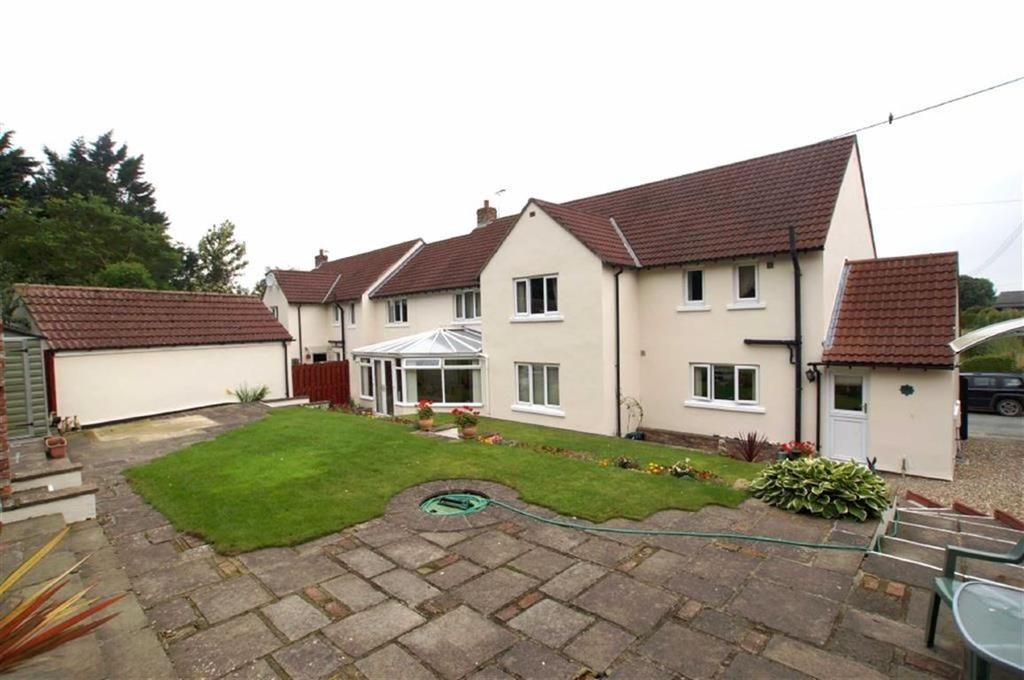 4 Bedrooms Semi Detached House for sale in Main Street, Main Street, Thwing, East Yorkshire