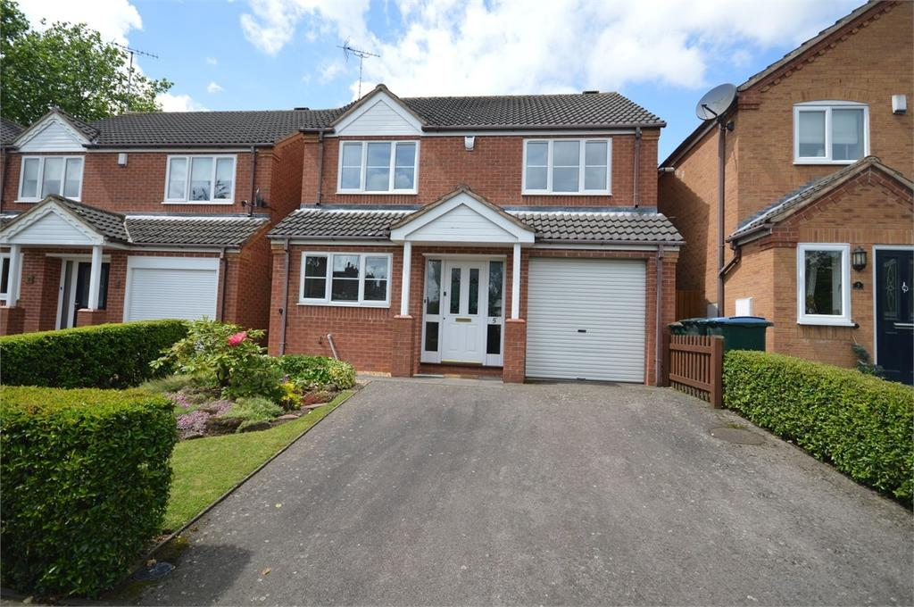 4 Bedrooms Detached House for sale in Renolds Close, Tile Hill, COVENTRY, West Midlands