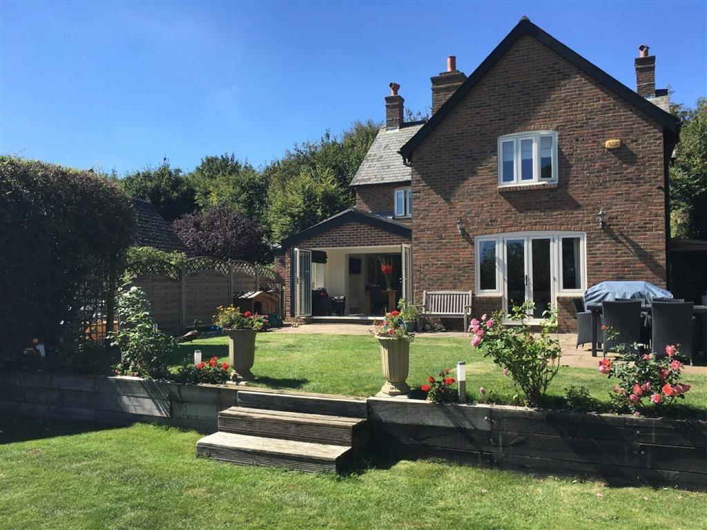 4 Bedrooms Detached House for sale in Crichel Lane, Wimborne, Dorset